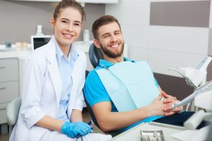Men Who Avoid the Dentist Now May Pay More Later