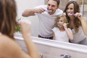 The Importance of Brushing and Flossing
